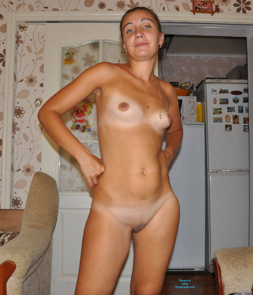 chubby blonde hairy pussy